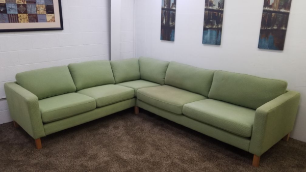 Fine Reserved 1221 Light Green Chenille Sectional Couch Sofa Set Pdpeps Interior Chair Design Pdpepsorg