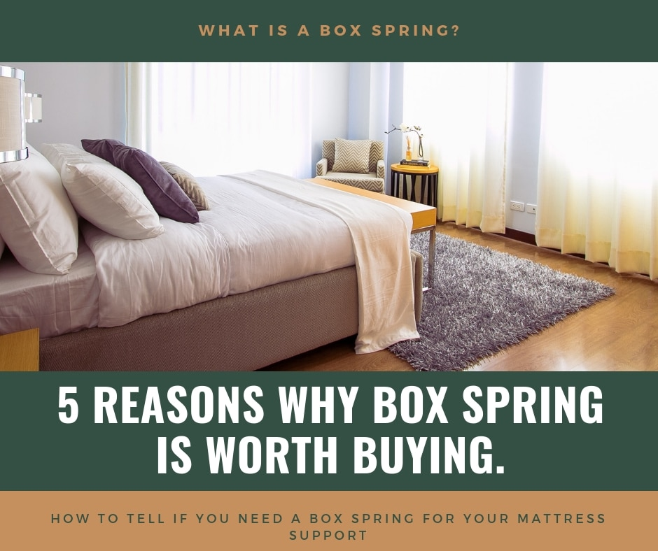 What Is A Box Spring 5 Reasons Why Box Spring Is Worth Buying